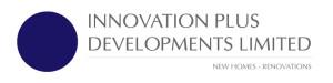 Innovation Plus design Logo